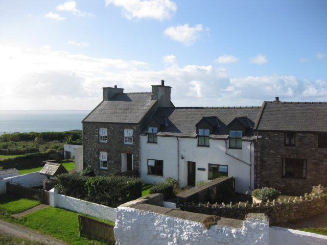 CaerfaiBayCottages