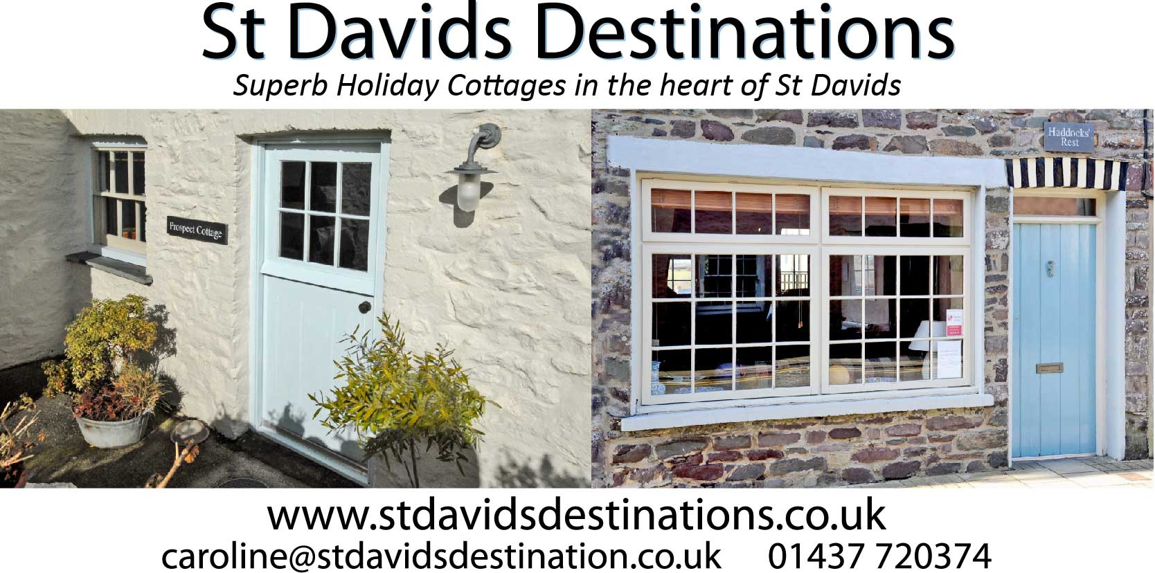 St Davids Destinations