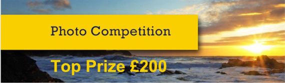 Photograph competition banner