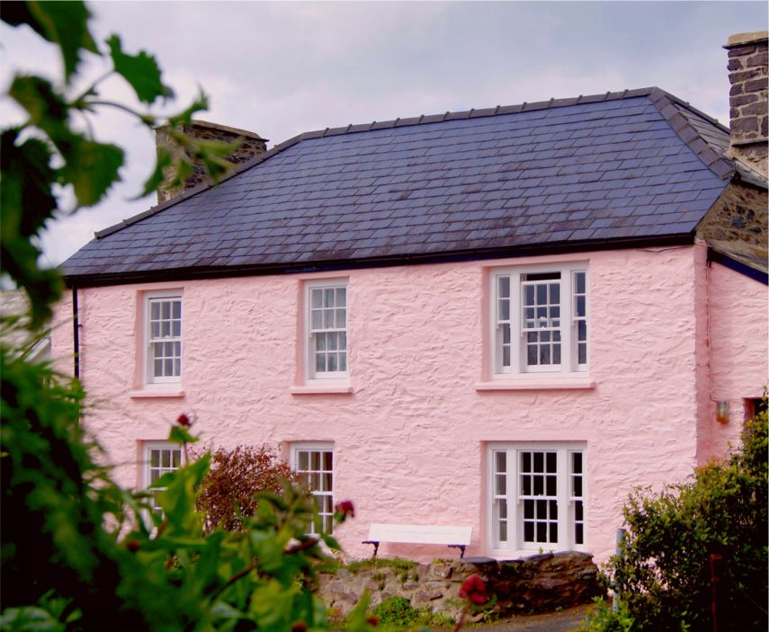 Ty Nancy holiday cottage in St Davids